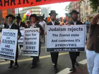 Jews against Zionism