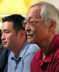 Ehren Watada, Bob Watada