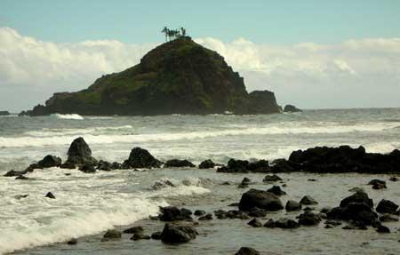 Hamoa Alua island, Hana HI