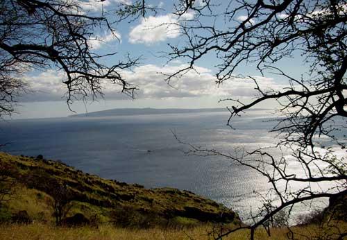Kaho'olawe from Maui