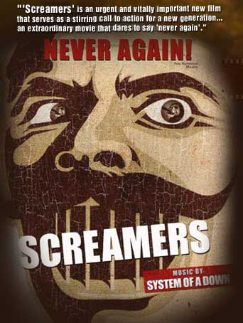 System of a Down - Screamers movie