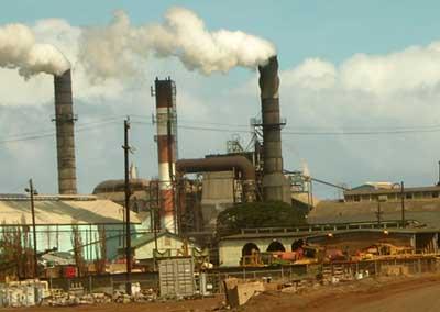 Sugar Mill - Maui