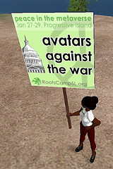 Avatars Against The War