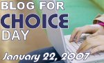 Blog for Choice Day