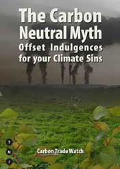 The Carbon Neutral Myth