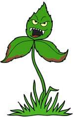 Poison ivy cartoon