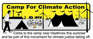 Camp for Climate Action