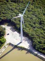 Jiminy Peak wind turbine