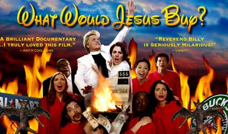 What would Jesus buy? The movie