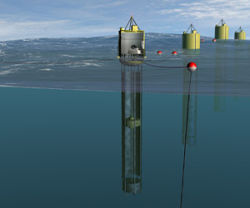 Finavera wave energy