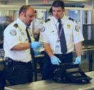TSA inspection
