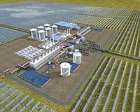 Abengoa - Solana solar power plant