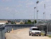 U.S. - Mexico border fence