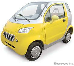 Hybrid car, Exxon battery technology