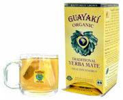 Guayaki Yerbe Mate