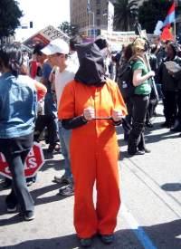 Hollywood Peace March. Mar. 15, 2008