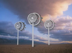 FloDesign wind turbine