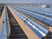 solar thermal array