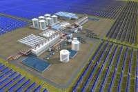 Solano AZ. Photovoltaic plant