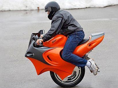 Electric Uno motorbike