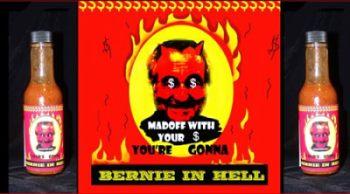 bernie in hell hot sauce
