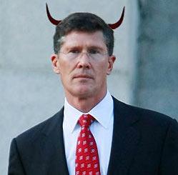 john thain as devil