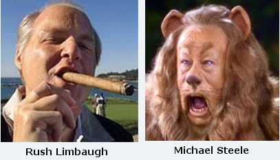 limbaugh steele