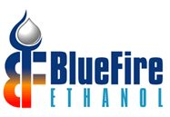 bluefire ethanol