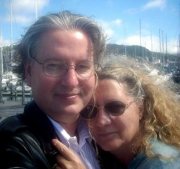 Bruce Sterling and Jasmina Tesanovic