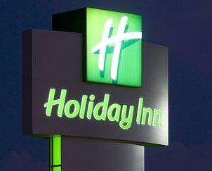 holiday inn LED sign