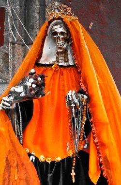 Example of Santa Muerte (Utne Reader)