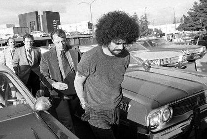 Rick Stevens arrest 1976. Credit:sfgate.com