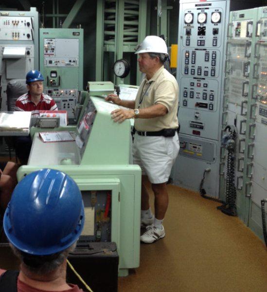 Titan-Missile-Museum-Control-Room