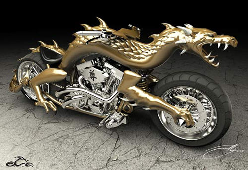 dragon-bike