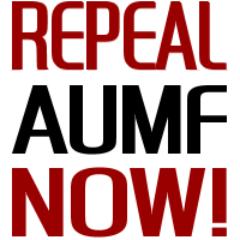repeal-aumf