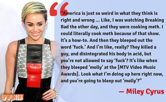 Miley-meth
