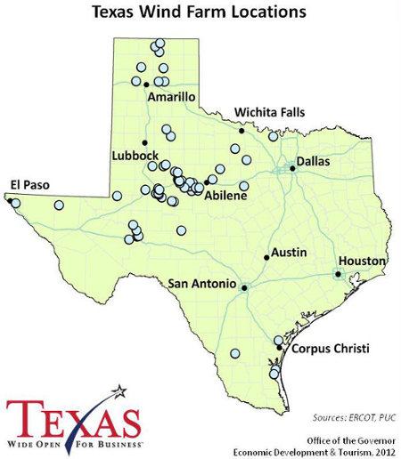 Texas-wind-farms