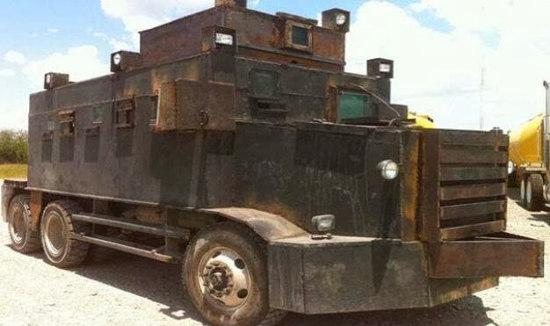 narco tanks