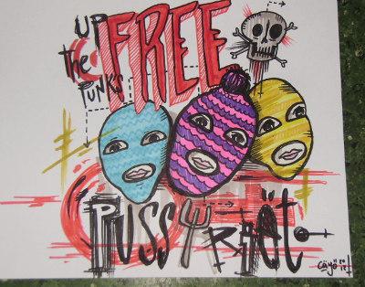 Grafite_para_Pussy_Riot