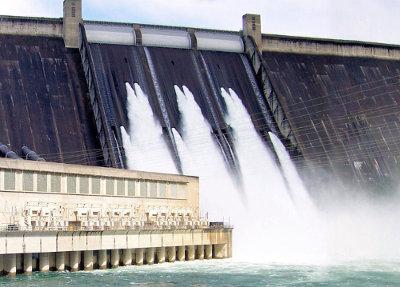 Shasta-Dam