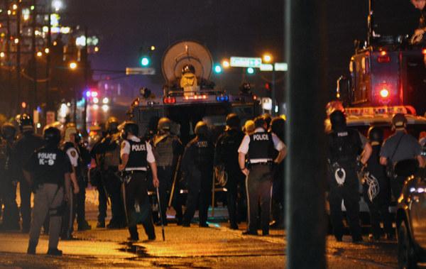 Ferguson. Day 6