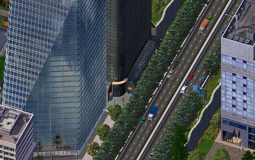 sim city photo