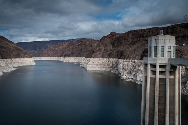Hoover Dam, March 2015.  Photo: John Fleck