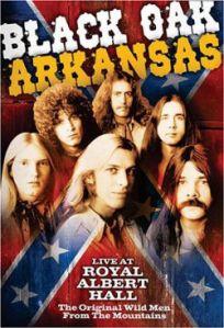 Black Oak Arkansas. Albert Hall