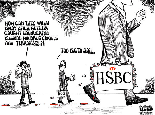 HSBS Too Big To Jail