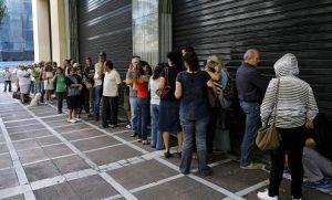 ATM line, Greece