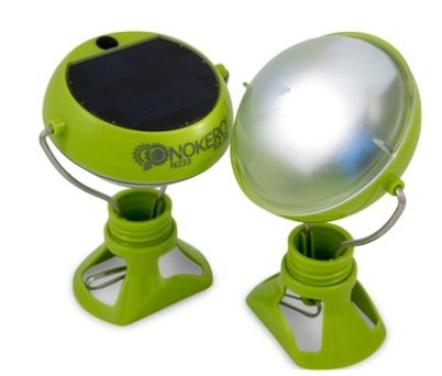 Nokero solar light