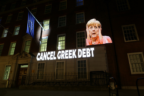 greece debt photo