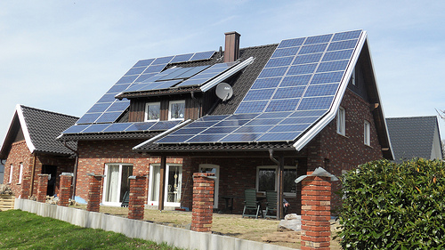 germany solar photo