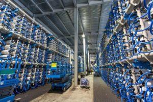 Carlsbad desalination plant. San Diego